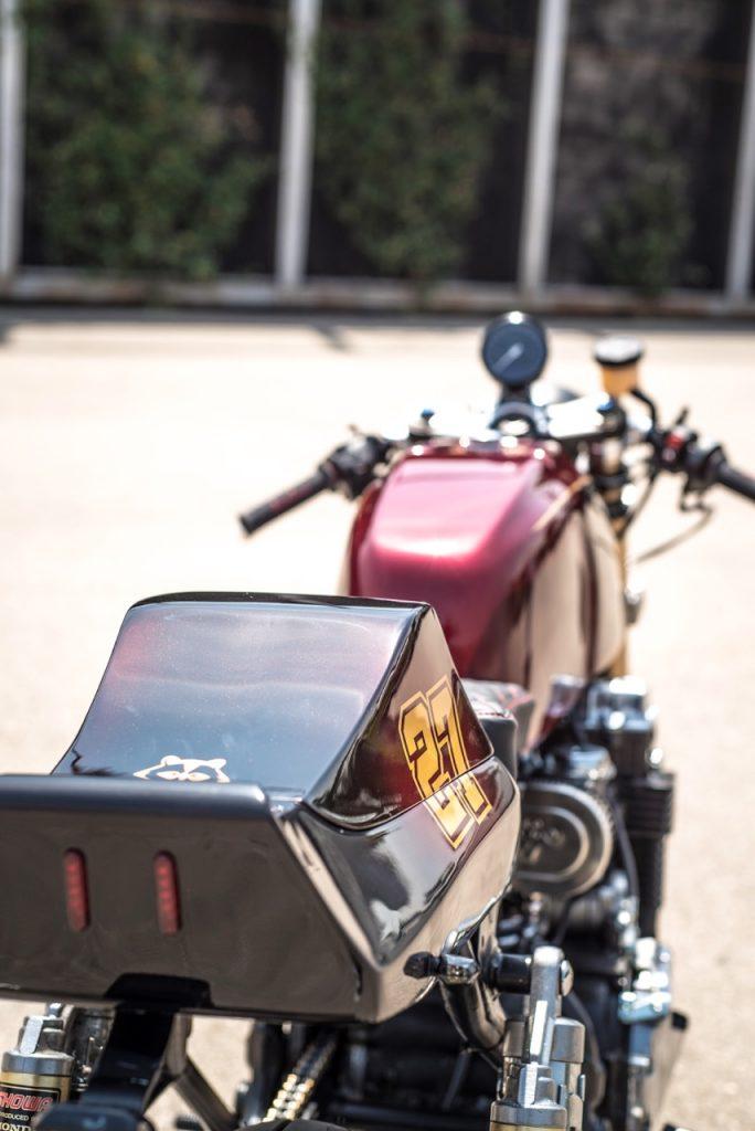 Honda Cb750 Sevenfifty (Racoon)