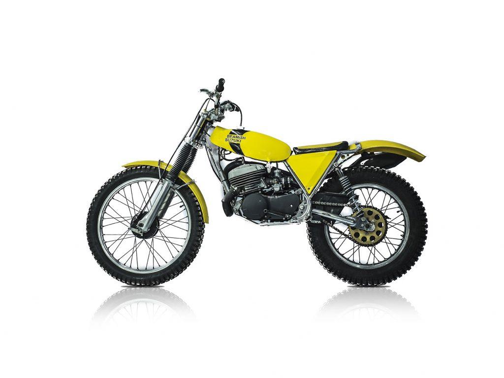 Beamish Suzuki RL325