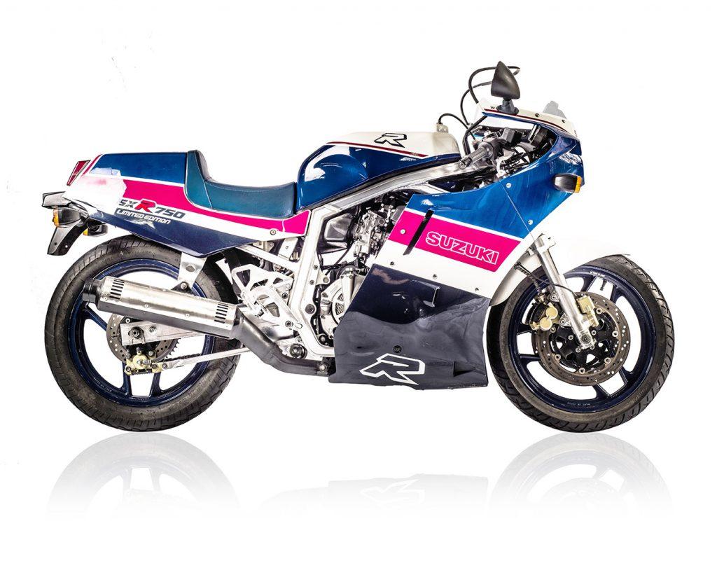 Suzuki GSXR 750 R